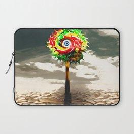 DESERT landscape with lolli pop candy Laptop Sleeve