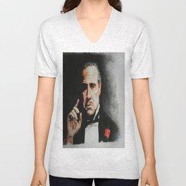 The Godfather Unisex V-Neck