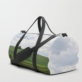 Lonely tree Duffle Bag