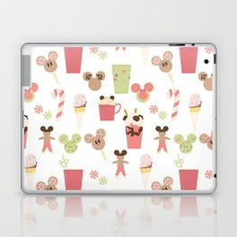 Christmas Magic Food Laptop & iPad Skin