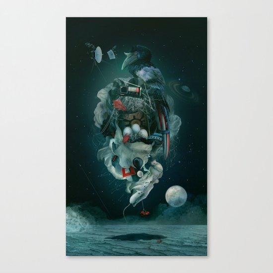 04:40 Canvas Print