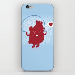 Cardio Ambition iPhone Skin