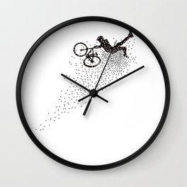 Superman MTB Wall Clock