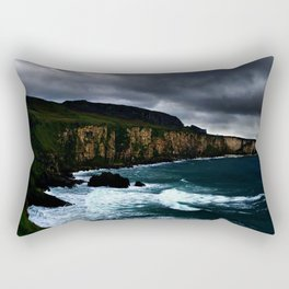 Irish Seascape Rectangular Pillow