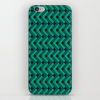knitting iPhone & iPod Skins featuring Knitting by Diogo Coito