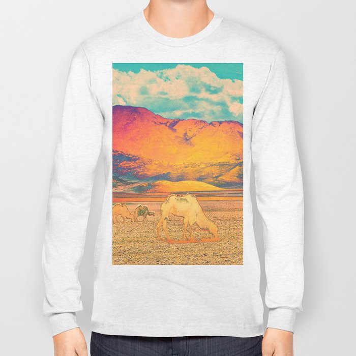 Dull To Pause. Long Sleeve T-shirt