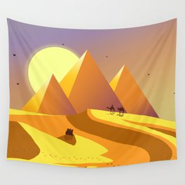 Egypt Wall Tapestry