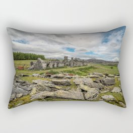 Quarry Ruin Rectangular Pillow