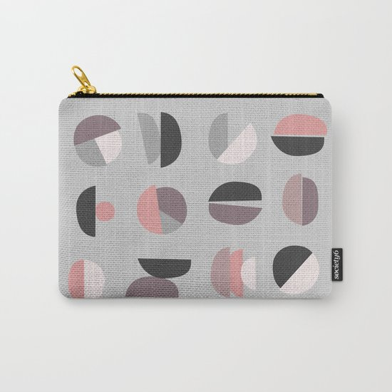 Pastel Geometry 4 Carry-All Pouch