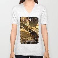 Apollo - Cover Art Unisex V-Neck