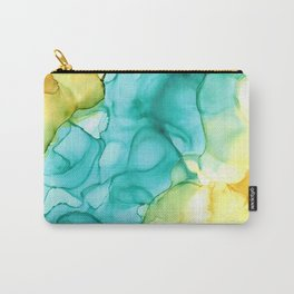 Blue Passing Through Carry-All Pouch
