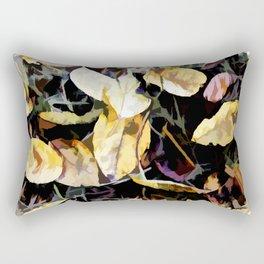 In Time For Autumn Rectangular Pillow