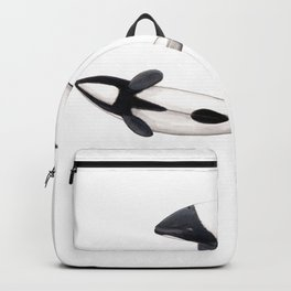 Commerson´s dolphins Backpack
