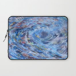 Driven to Abstraction Laptop Sleeve