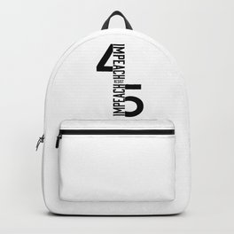 RESIST / IMPEACH 45 Backpack