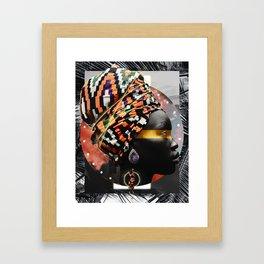 Our Mother Framed Art Print