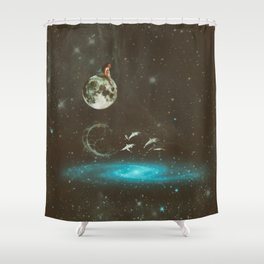 Starside Dream Shower Curtain