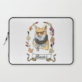 Basic fox Laptop Sleeve
