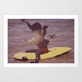 """Children of the sky #2 """"Felipe"""" Art Print"""