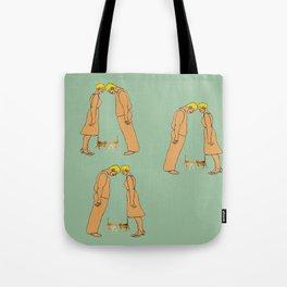 cat it in Tote Bag