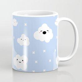 Blue Clouds Coffee Mug