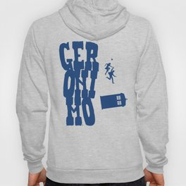 Geronimo Doctor Who Hoody