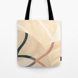 Converging Path Tote Bag