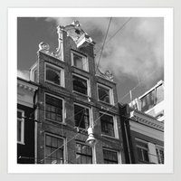 Amsterdam III Art Print