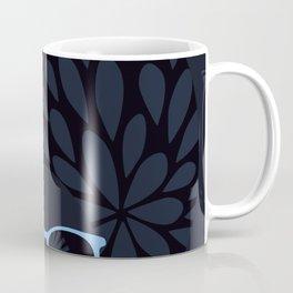 Afro Diva : Sophisticated Lady Teal Coffee Mug