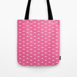 Tiny Subs - Pink Tote Bag