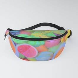 Assorted Fruits Fanny Pack