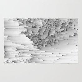 Japanese Glitch Art No.1 Rug