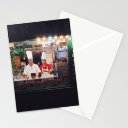 Made on the spot Stationery Cards