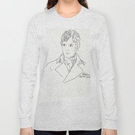 Mr Darcy Long Sleeve T-shirt