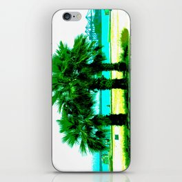 Tropical Tree Trio iPhone Skin