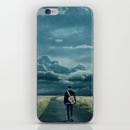 In Search of a Song iPhone Skin