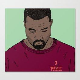 I Feel Like Pablo Canvas Print
