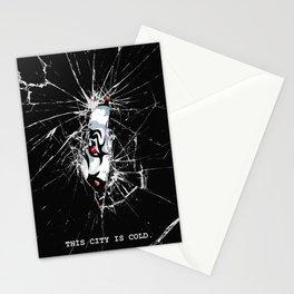 COLD CITY Stationery Cards