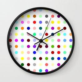 Hydroxizyne Wall Clock