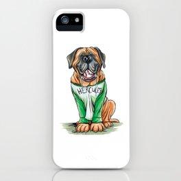 Hercules The Beast iPhone Case