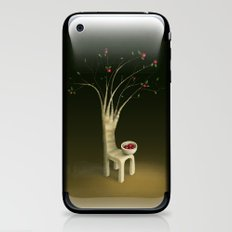 Strawberry Guava Tree iPhone & iPod Skin