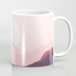 Gradient Sunset Coffee Mug