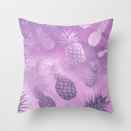 Ananas Fruit Pattern 3 Throw Pillow