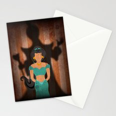 Shadow Collection, Series 1 - Lamp Stationery Cards