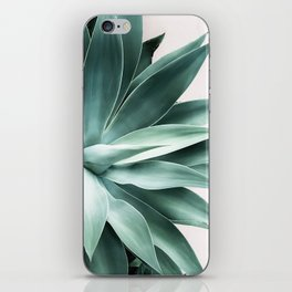 Bursting into life iPhone Skin
