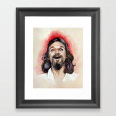 The Fabulous Mr. Bridges Framed Art Print