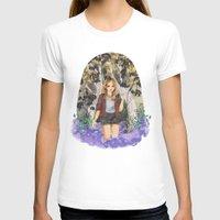 kris tate T-shirts featuring Malia Tate by strangehats