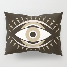 Mystic Evil Eye Pillow Sham
