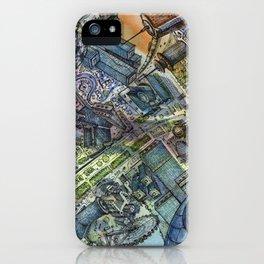 Astana future iPhone Case