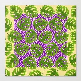 Tropicalia Canvas Print